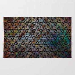 All Seeing Pattern Rug