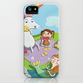 Magical Summer iPhone Case