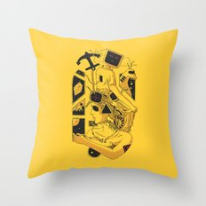 In Too Deep Throw Pillow