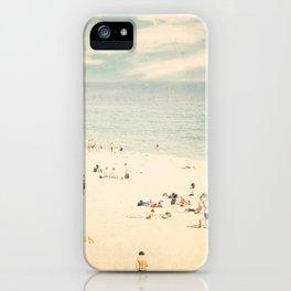 Santa Cruz Summer iPhone Case
