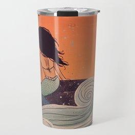 High Tide - MaddyAbbs Art Travel Mug