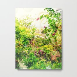A piece of paradise Metal Print