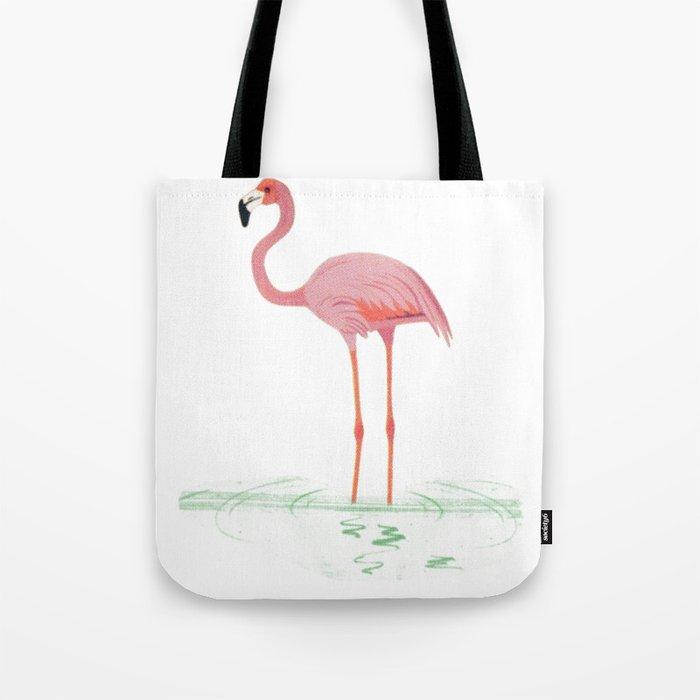 Flamingo Tote Bag By Gloriuosdays