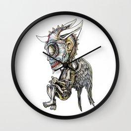 The Son Wall Clock