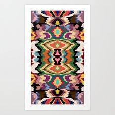 BoH0 Camo Art Print