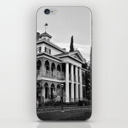 Haunted Victorian Mansion iPhone Skin