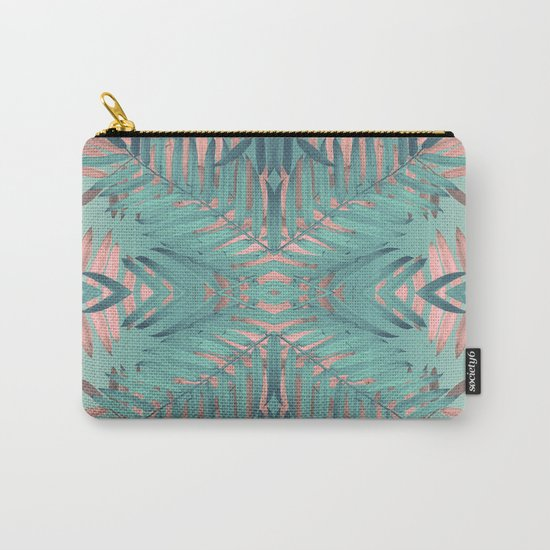 JUNGLE BOHO VIBES Carry-All Pouch