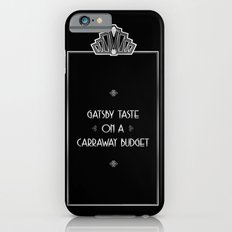 Gatsby Style Slim Case iPhone 6s