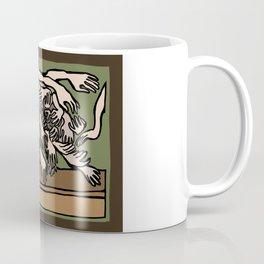 Mannequin Hands Coffee Mug