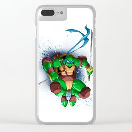 The Leader Clear iPhone Case
