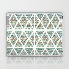 Aztec shapes Laptop & iPad Skin