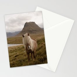 Kirkufell Pony Stationery Cards