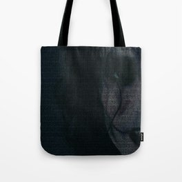The Crow Screenplay Print Tote Bag