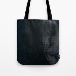 The Crow Screenplay Print Tote Bag