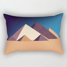 Dawn on Kings Rectangular Pillow
