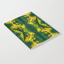 Nomi Malone Green Goddess Notebook