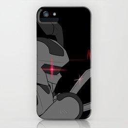 Dark Samurai iPhone Case