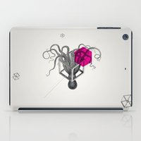 psychology iPad Cases featuring Archetypes Series: Sophistication by Attitude Creative