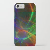 lightning iPhone & iPod Cases featuring lightning by donphil