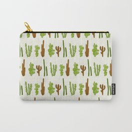 Palo Cactus Carry-All Pouch