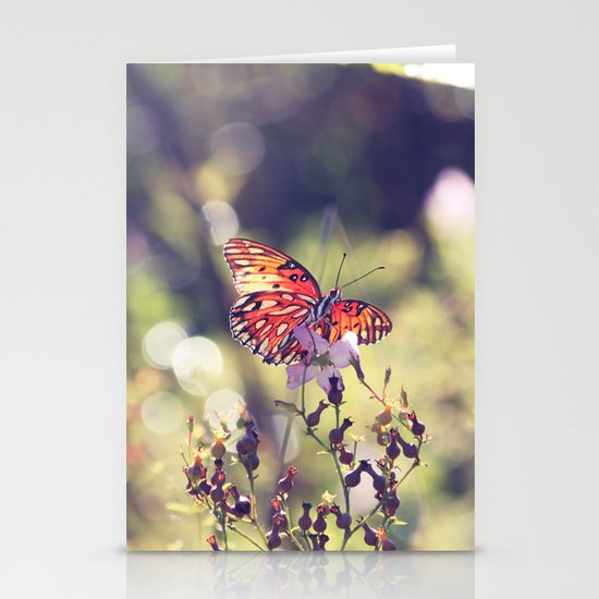 I Dream of Wings Stationery Cards