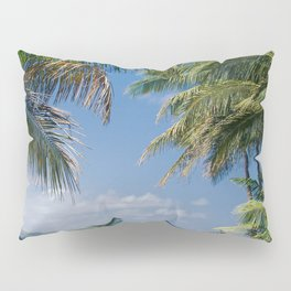 Welcome to Paradise Pillow Sham