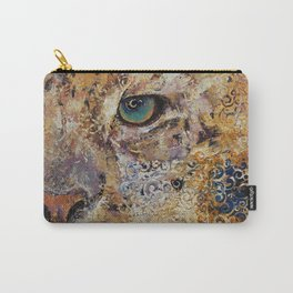 Leopard Dynasty Carry-All Pouch