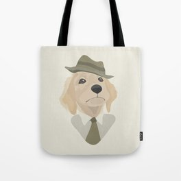 Working retriever Tote Bag