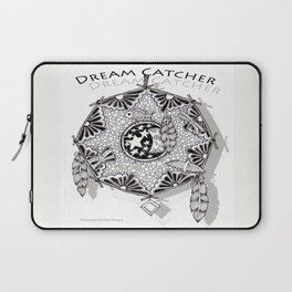 Zentangle Dreamcatcher Laptop Sleeve