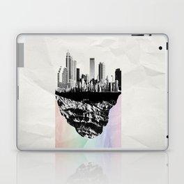þar á bak við hæðirnar Laptop & iPad Skin