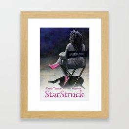 Star-Struck (Struck Series Book 1) Framed Art Print