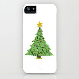 2015 Christmas Tree iPhone Case