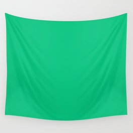 NOW MINT solid color Wall Tapestry