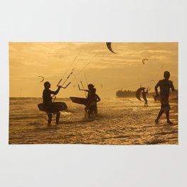 Kitesurfing Rug