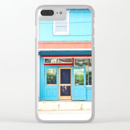 Big Island Blues Clear iPhone Case