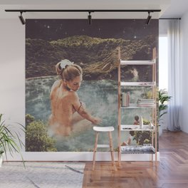 The Spa Wall Mural