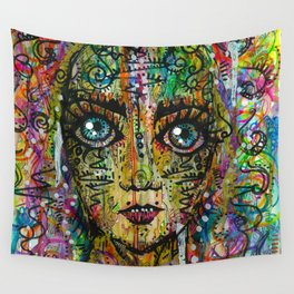 Colours Wall Tapestry