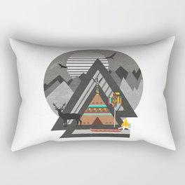 Northwest Passage Rectangular Pillow