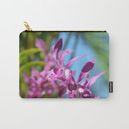 Orchids of Papua New Guinea: Orchid I Carry-All Pouch