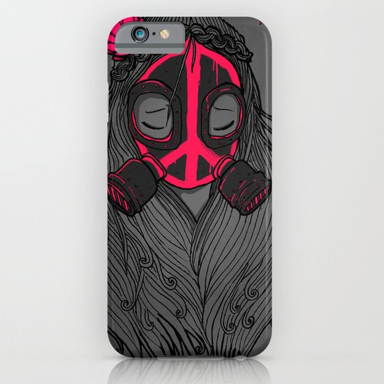 War and Peace (GREY) iPhone & iPod Case