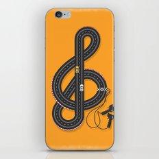Sound Track iPhone & iPod Skin
