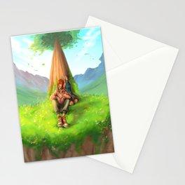 Nagato and Konan at Peace Stationery Cards