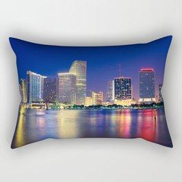 Miami 01 - USA Rectangular Pillow