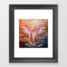 Freyja's Daughter Framed Art Print