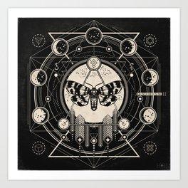 ANIMISM II Art Print