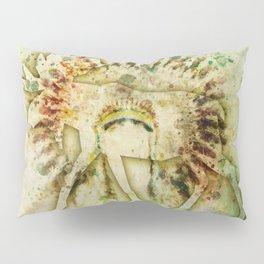 MOOSE HEADDRESS Pillow Sham