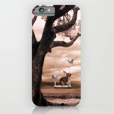 Woodland swing iPhone 6s Slim Case