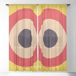 Cubagua Sheer Curtain