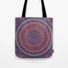 Hippie mandala 54 Tote Bag
