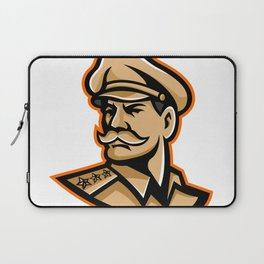 American General Mascot Laptop Sleeve